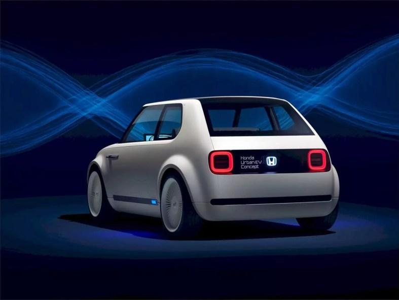 Honda Urban Ev Concept 4