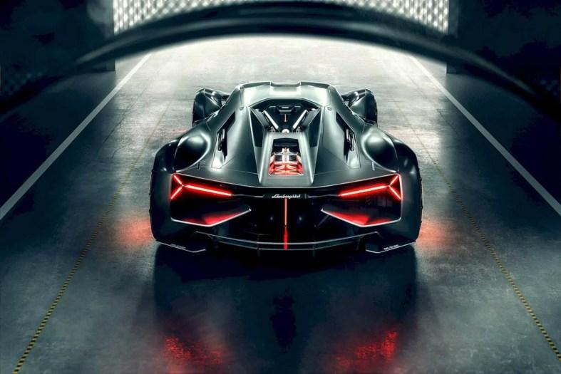 Lamborghini Terzo Millennio 7