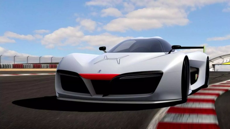 Pininfarina H2 Speed 7