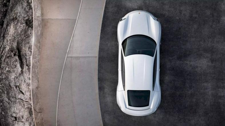 Porsche Mission E 7