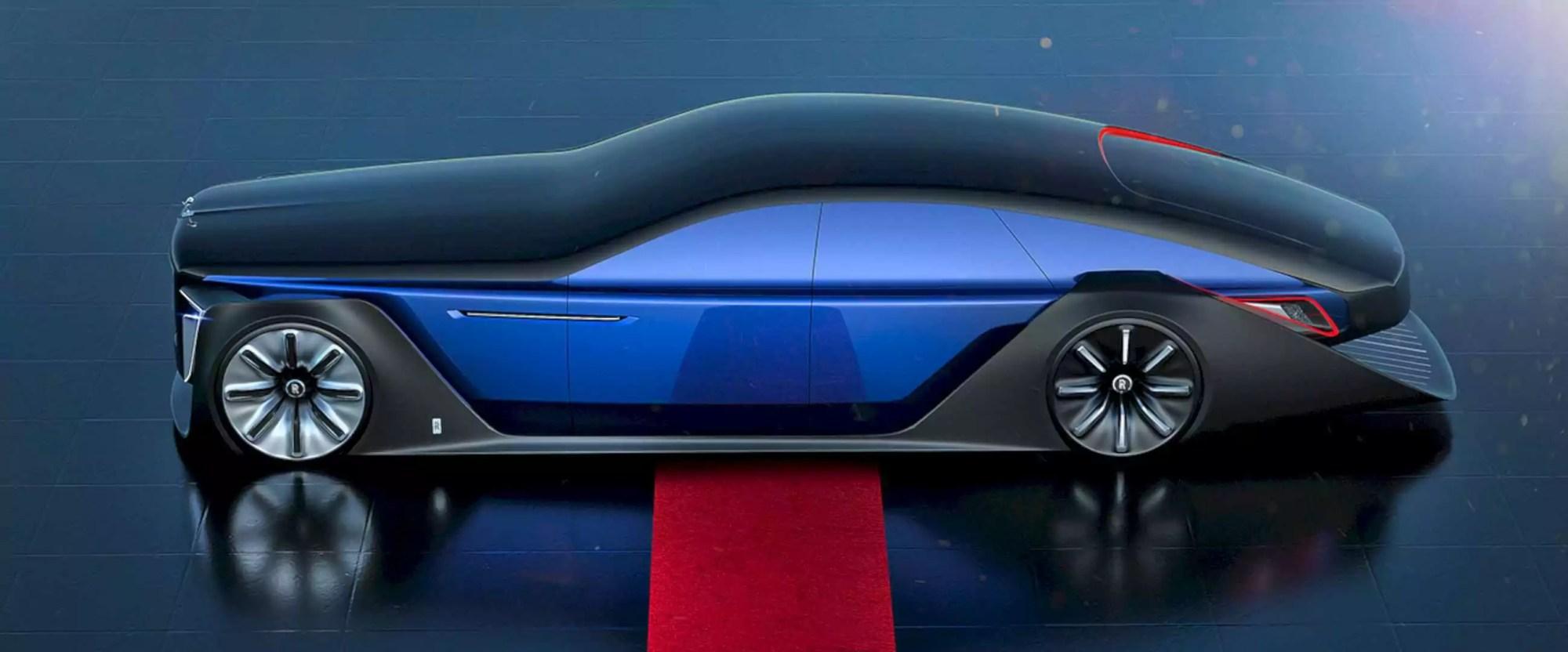 Rolls Royce Exterion Concept 2
