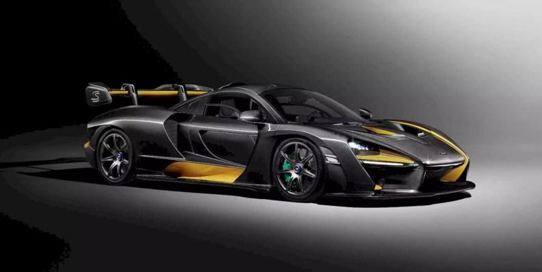 The Mclaren Senna 8