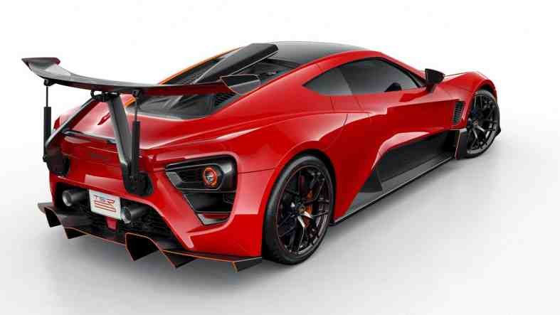 The Zenvo Tsr S 2
