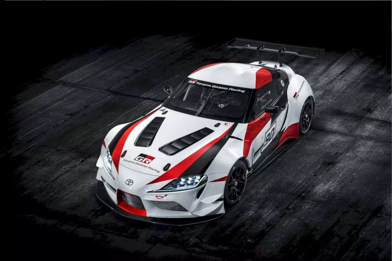 Toyota Gr Supra Racing Concept 1