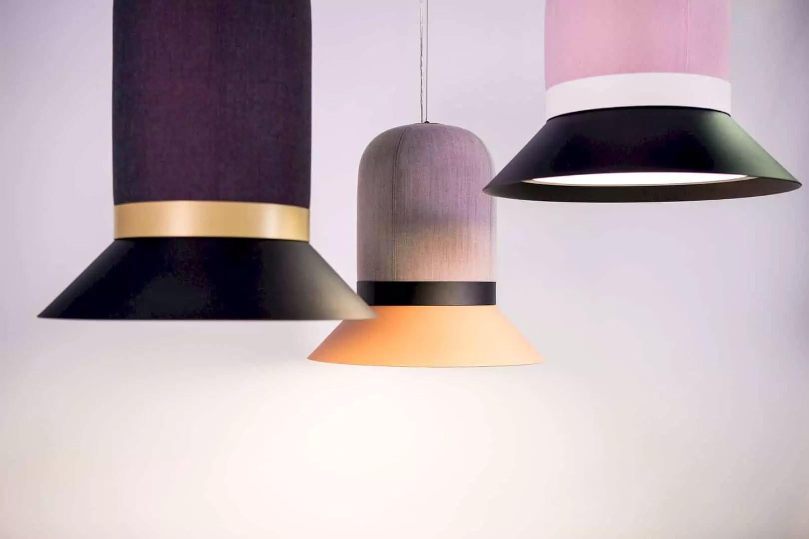 BuzziHat: A Decorative and Unique Hat-Shaped Pendant Light