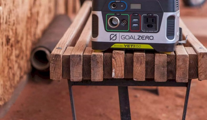 Goal Zero Yeti Portable Power Station 3