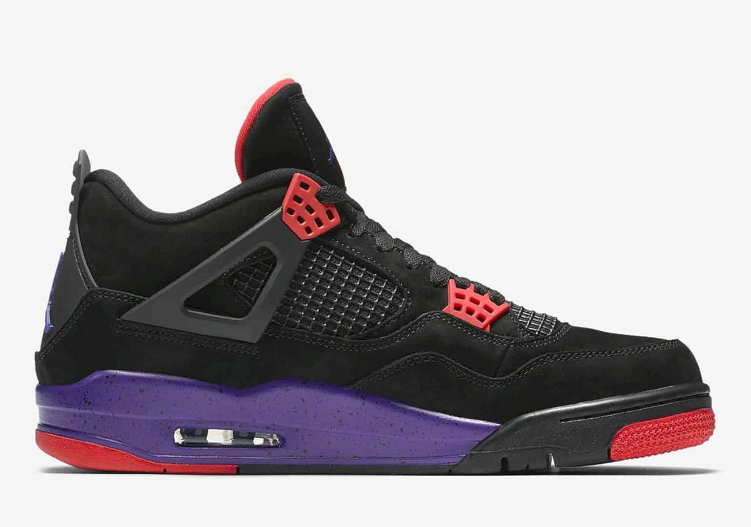 Air Jordan 4 Raptors 7