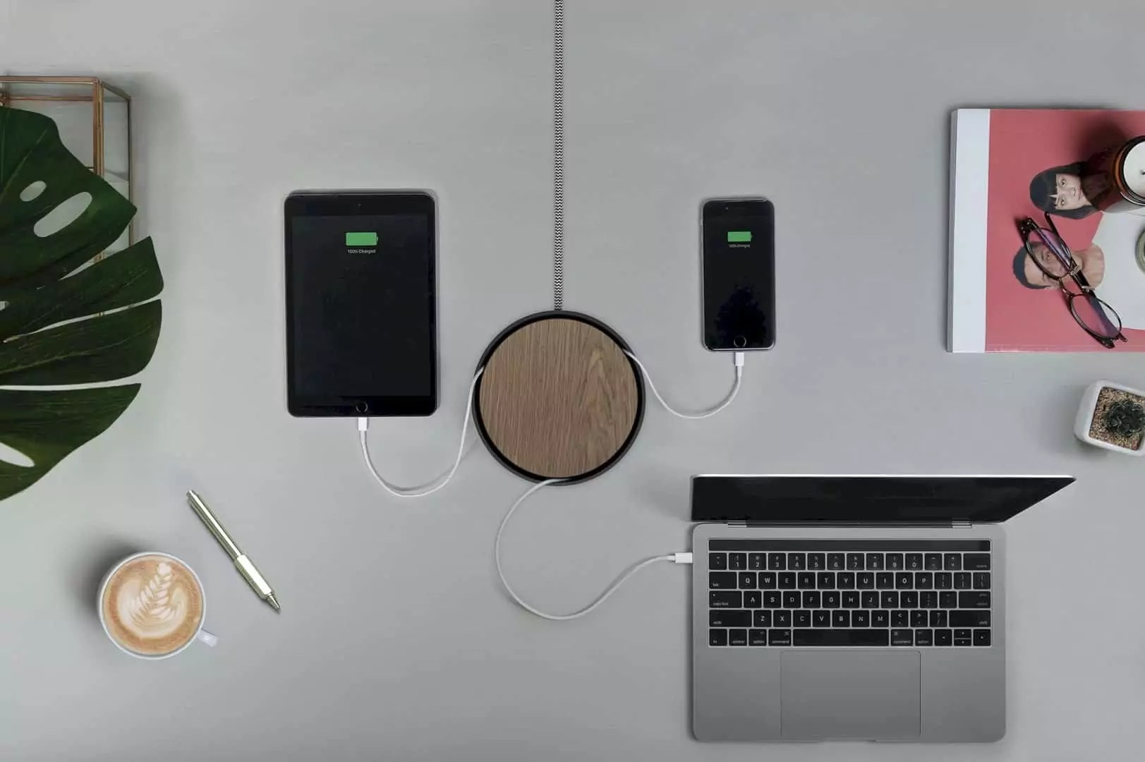 ECLIPSE CHARGER: High-Speed USB Charger for Multiple Devices
