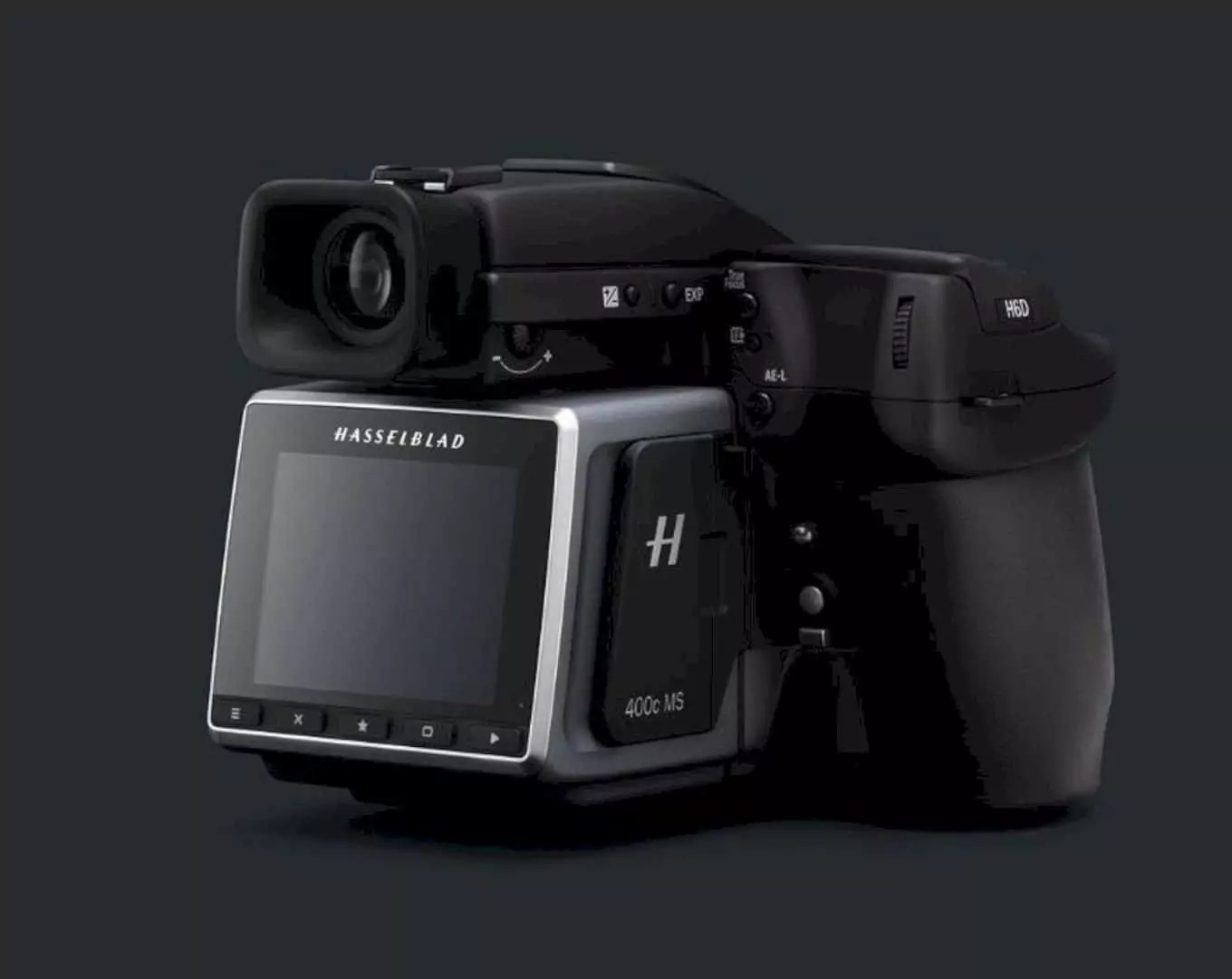 H6D-400C MS: The Latest Multi-Shot Camera for The Best Shoot