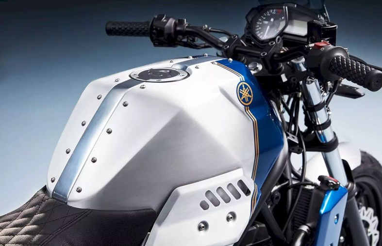 Janus Custom Kit For Yamaha Mt 25 & Mt 03 5