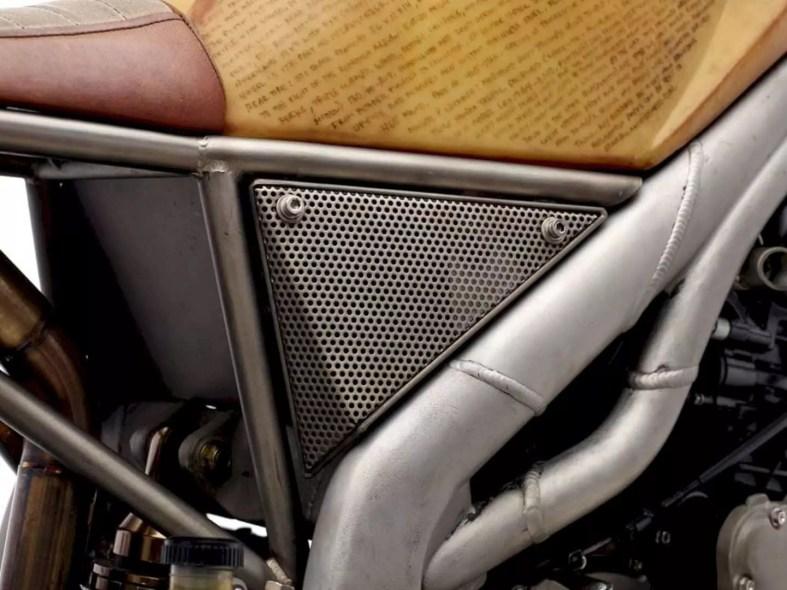2007 Triumph Speed Triple 1050 Codenamed Frank By Classified Moto 2