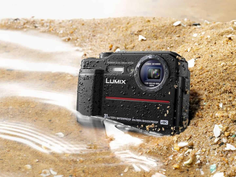 Panasonic LUMIX TS7 Waterproof Tough Camera: Digital Outdoor Camera for the Best Shoot