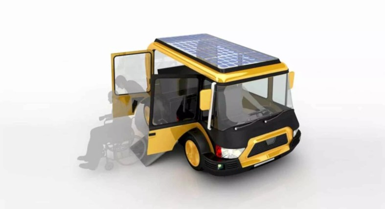 Solar Taxi 3