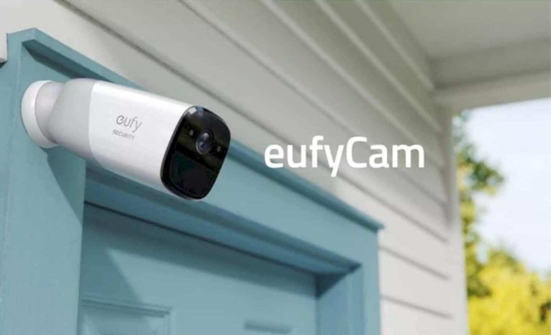 eufyCam: Wireless Security Camera with Facial Recognition Technology