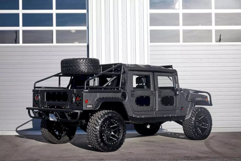 Mil Spec Automotive Hummer H1 Launch Edition 5