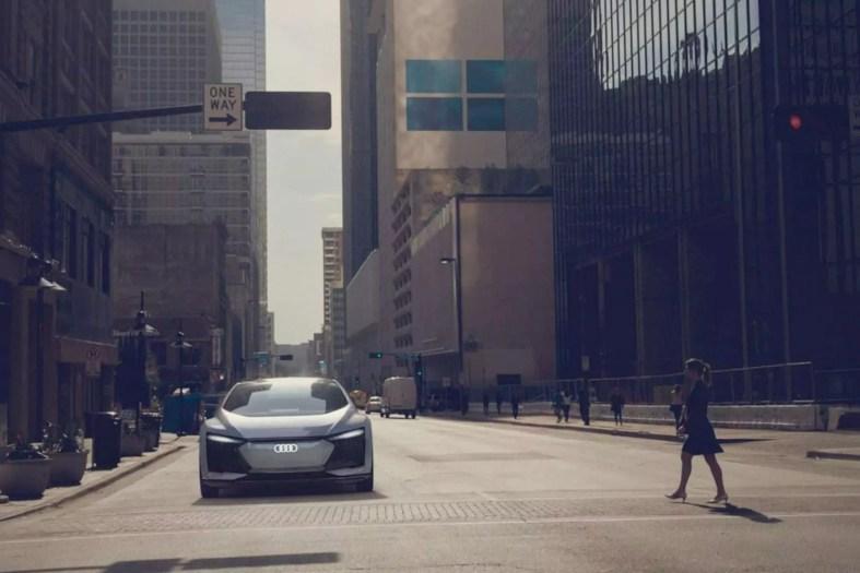 Audi Aicon Concept Car 1