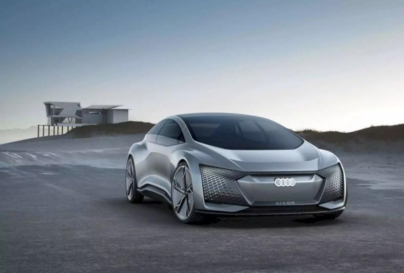 Audi Aicon Concept Car 6