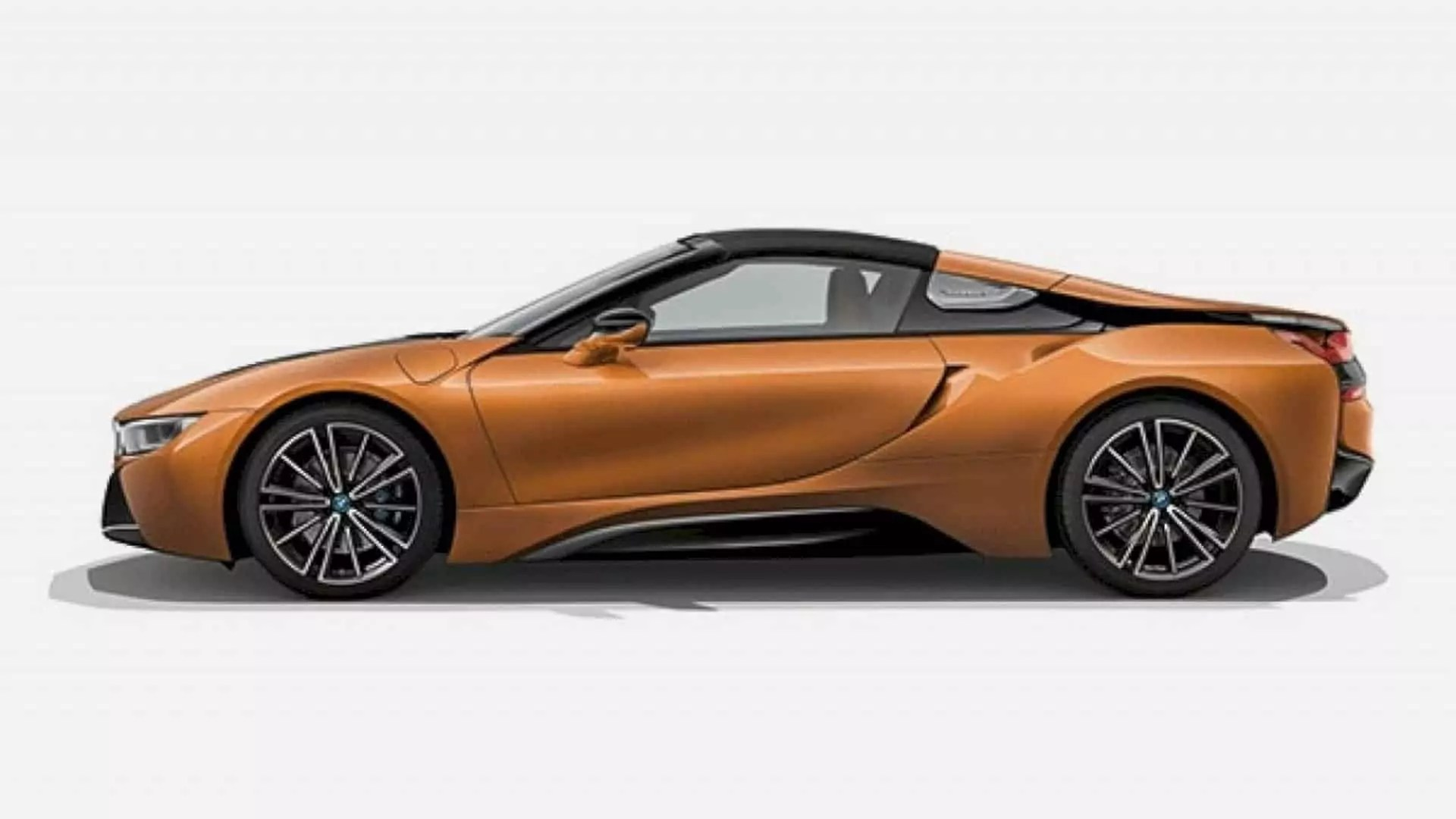 Bmw I8 Roadster The Future Is Yours To Drive Design Listicle