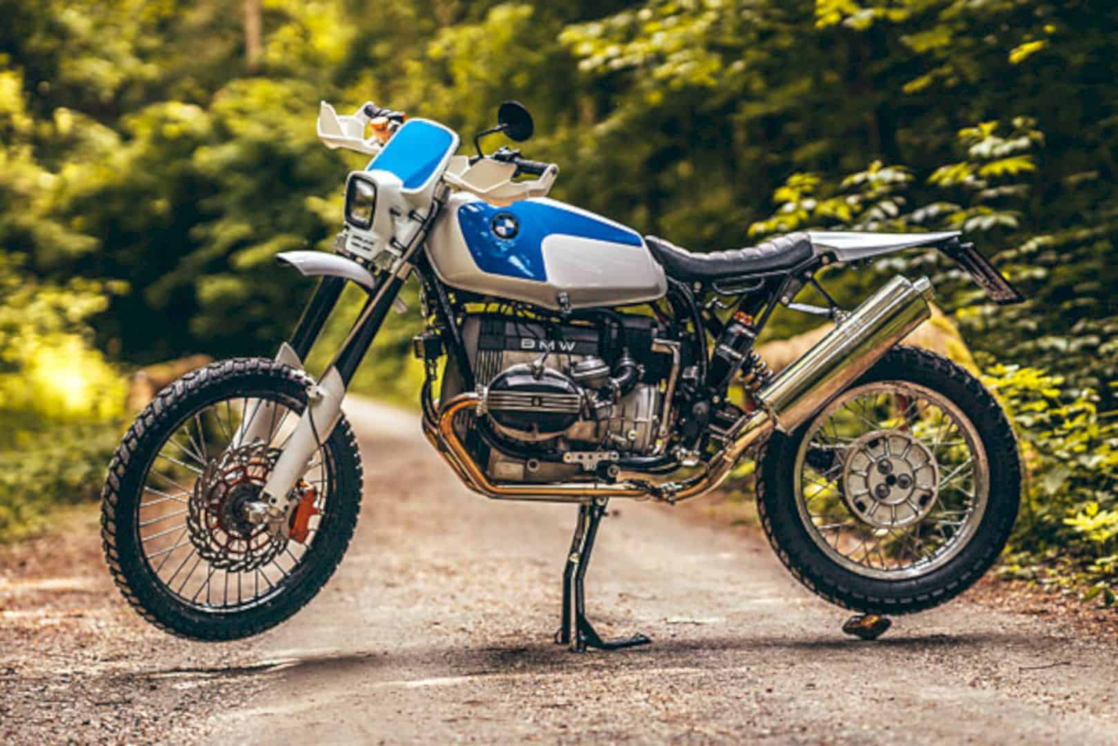 BMW R80GS Enduro by NCT Motorcycles: Conquer Every Terrain