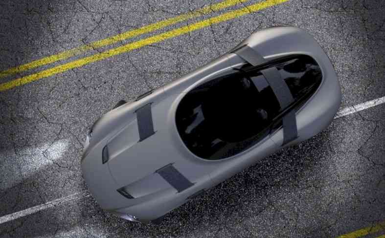 The Roadster Mg Concept Design 1