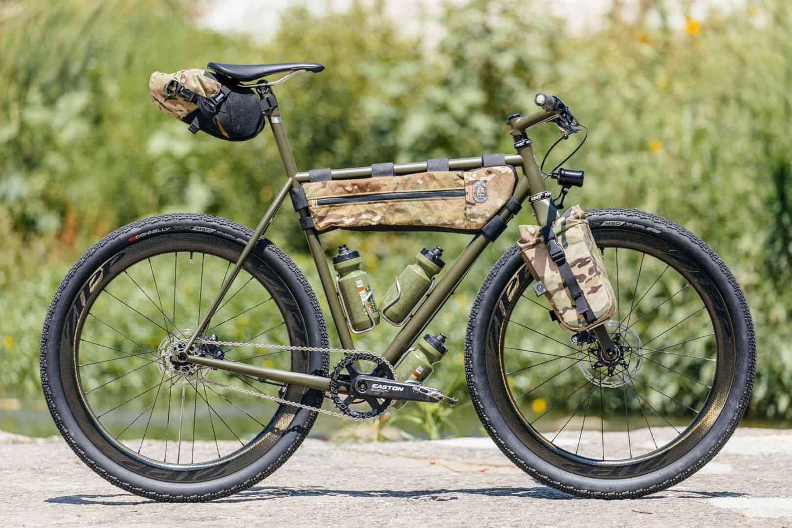 The Speedvagen GTFO: Transformation of Ready Made Bike