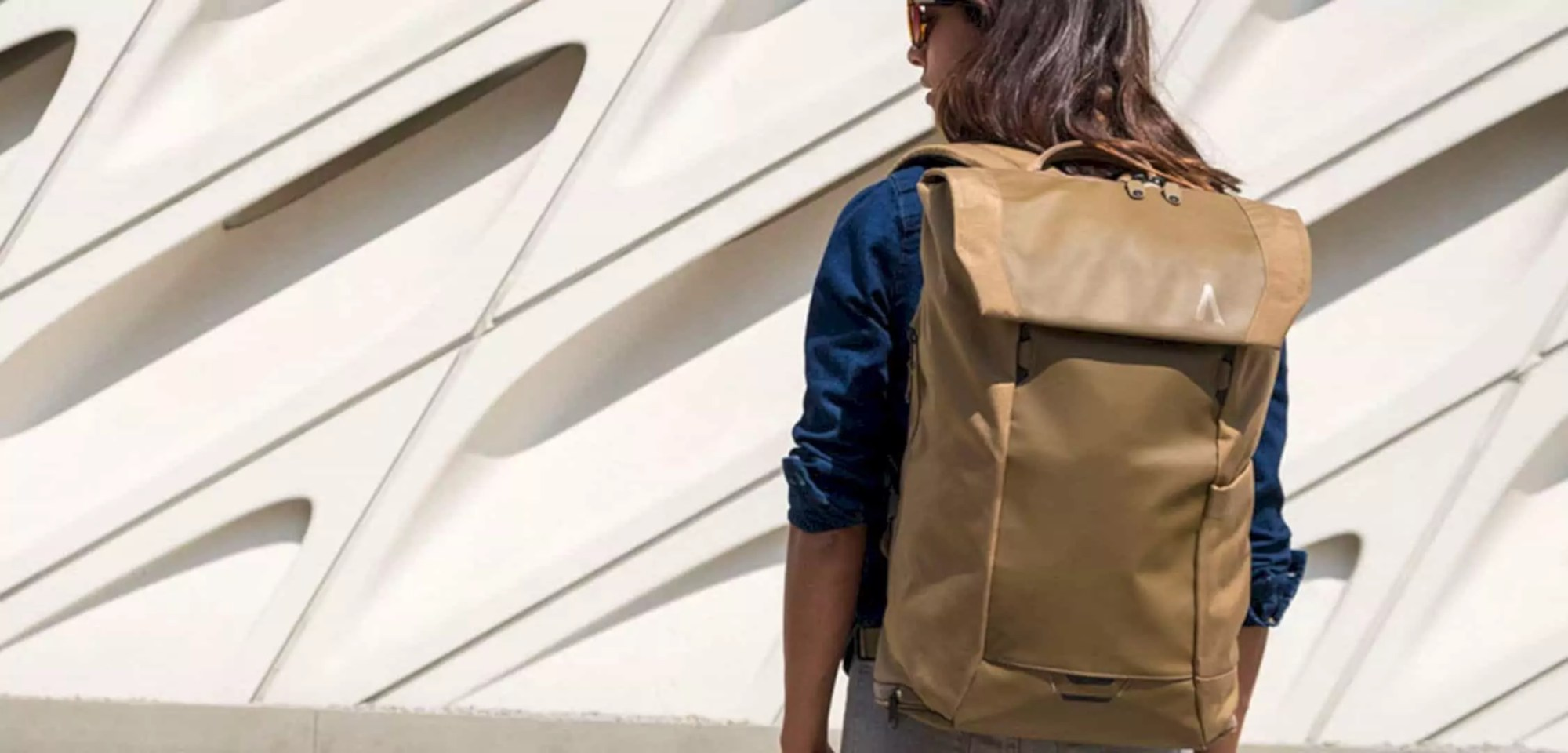 Errant: The Most Fluid Everyday Backpack