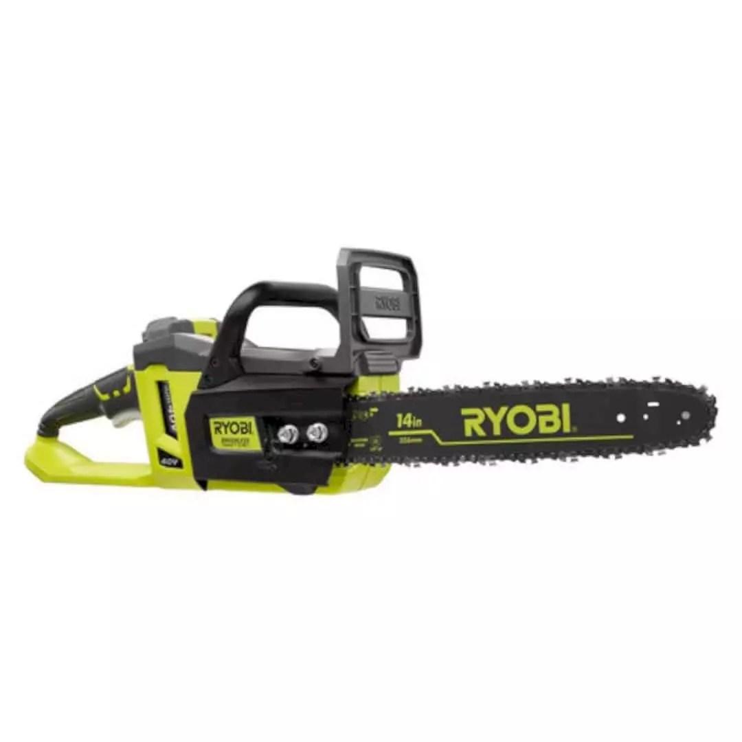 Ryobi 40v Brushless Chain Saw 4