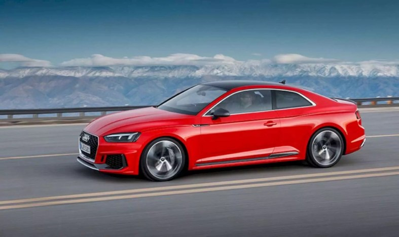 2018 Audi Rs5 Coupe 4