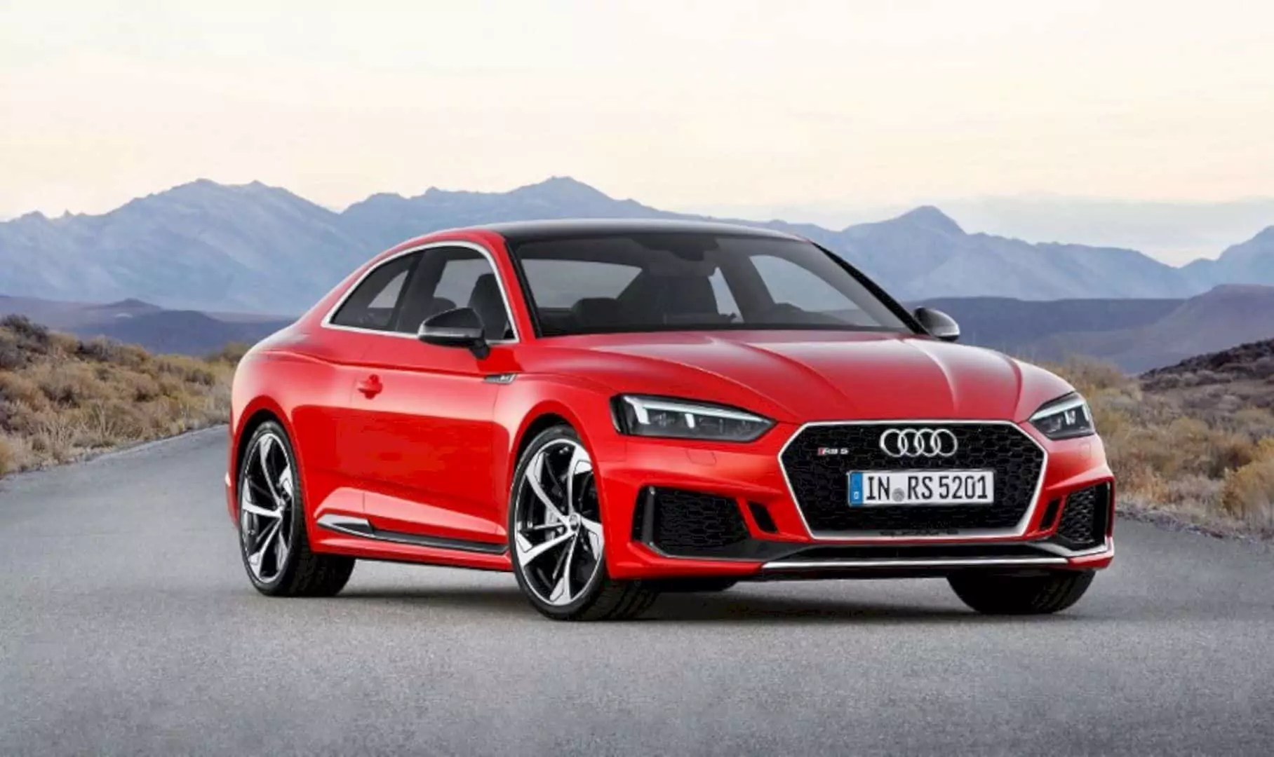 2018 Audi Rs5 Coupe 6