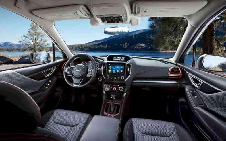 2019 Subaru Forester 6