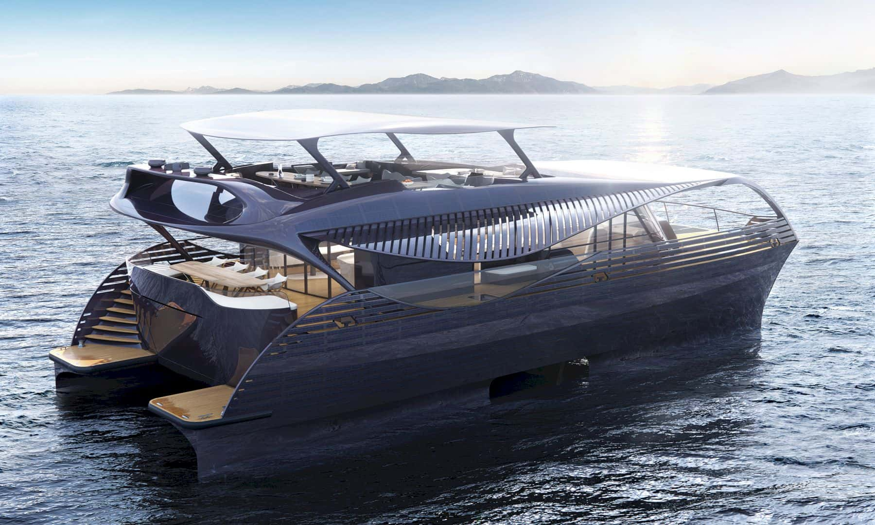 Solar Impact Yacht: The Exclusive Experience that Inspires