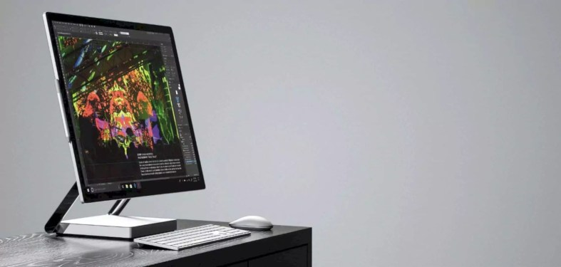 The New Surface Studio 2 6