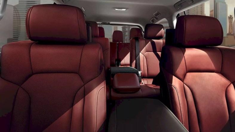 2019 Lexus Lx 570 2