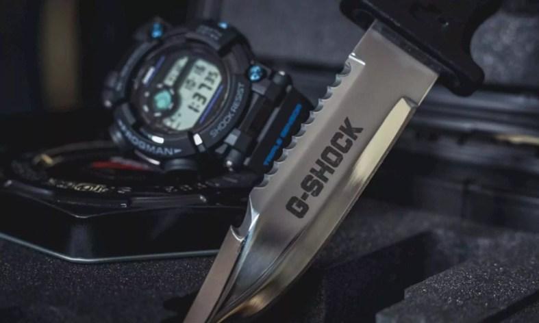 Casio G Shock Master Of G Frogman Gwf D1000b 1 Ltd 5