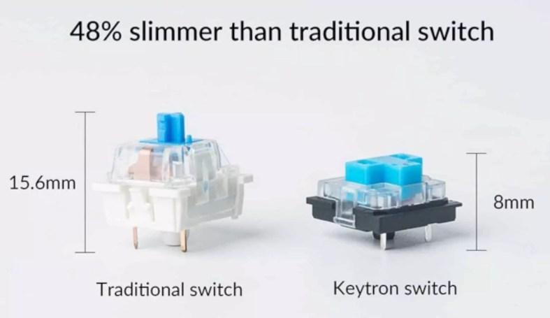 Keytron Keyboard 2