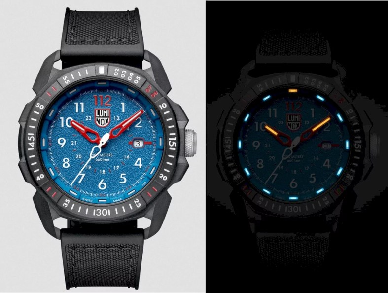 Luminox 1003 Sar Ice Sar Arctic 1000 Series 4