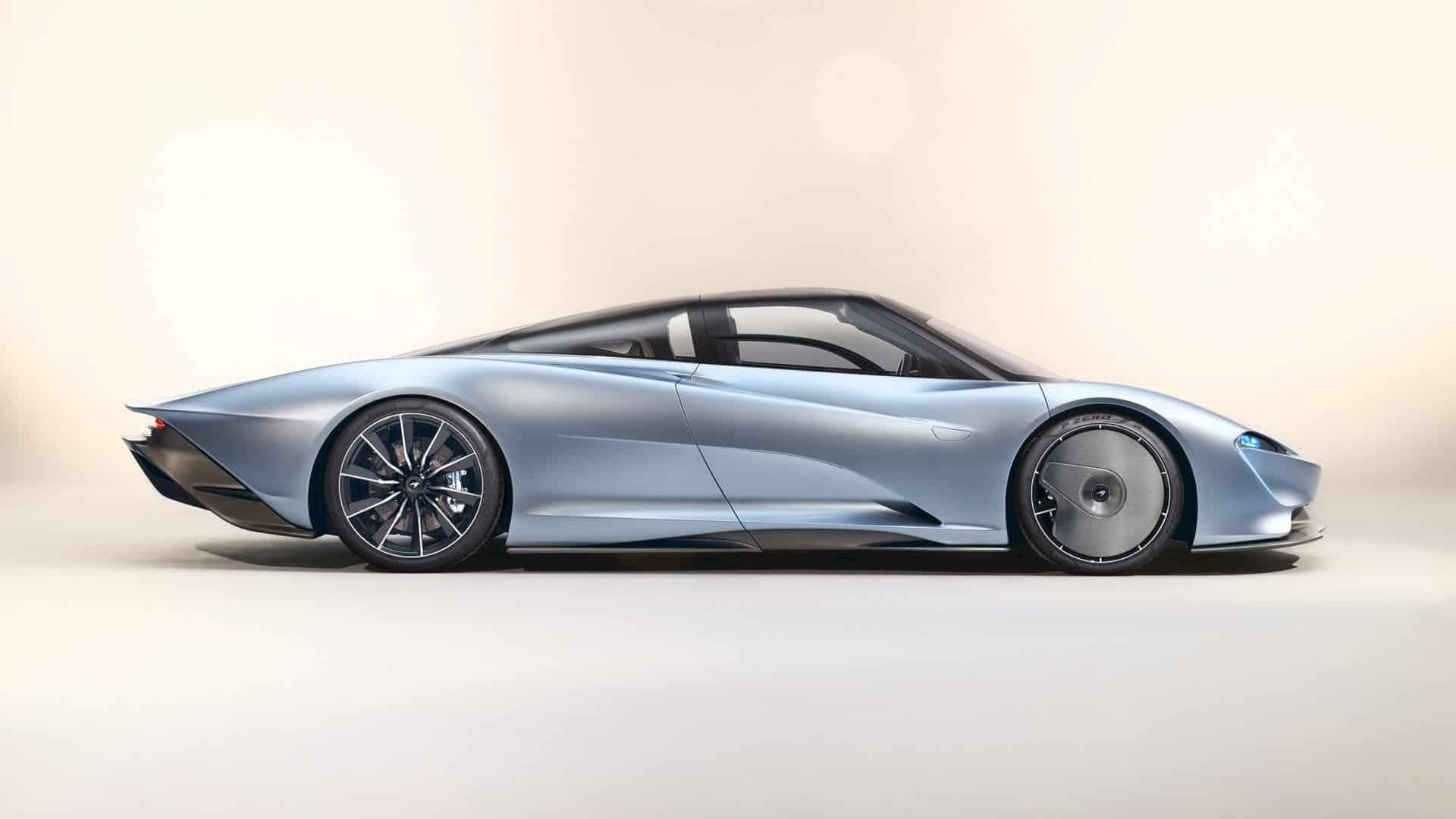 McLaren Speedtail: Hypercar like no other