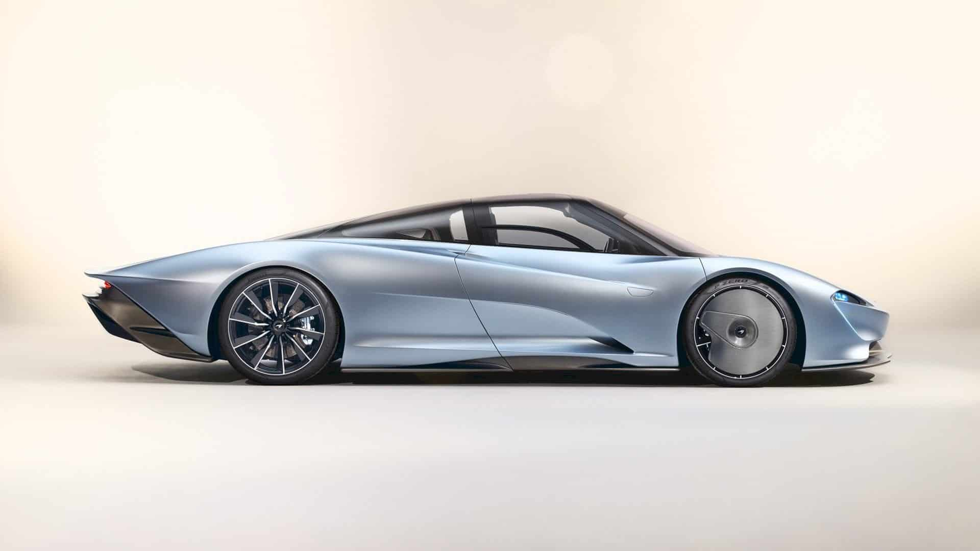 Mclaren Speedtail 12