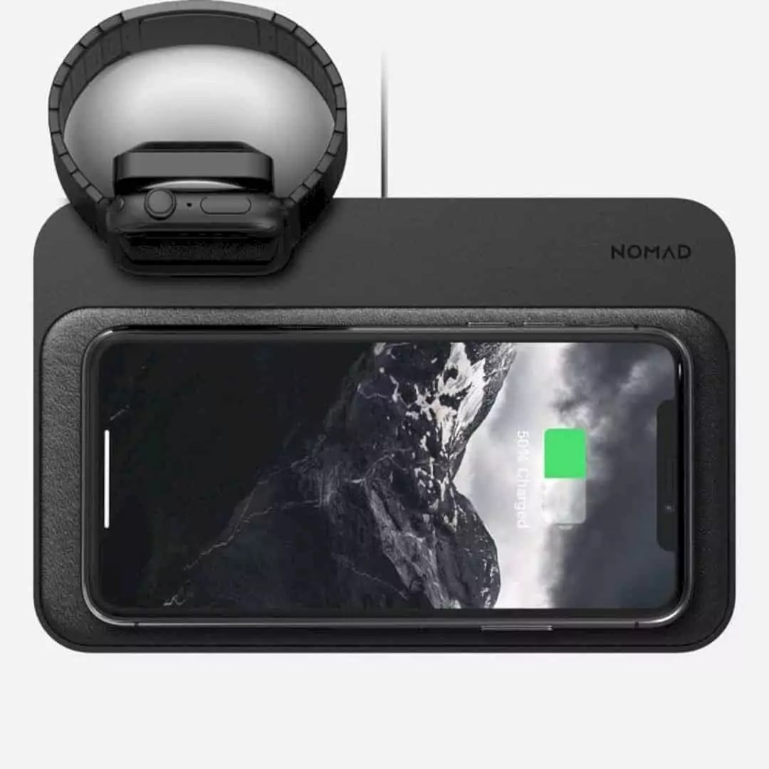 Nomad Base Station Apple Watch Edition:  Frictionless Power!