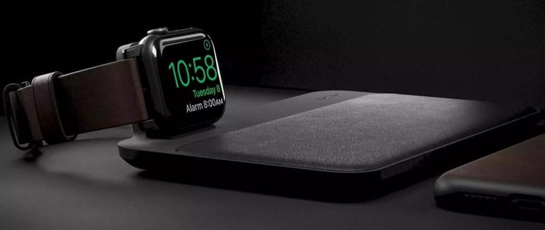 Nomad Base Station Apple Watch Edition 7