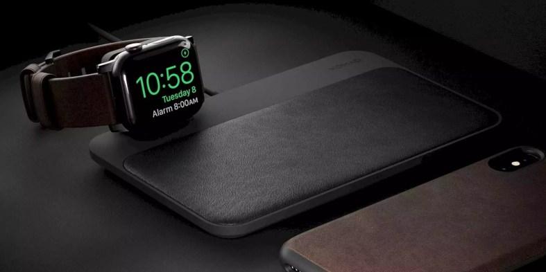 Nomad Base Station Apple Watch Edition 9