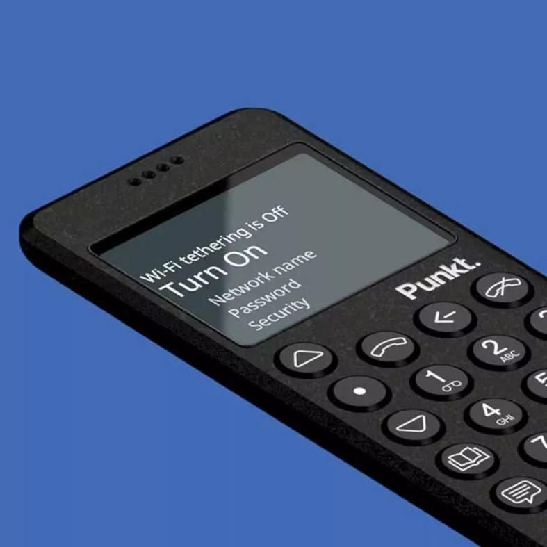 Punkt Mp02 4g Mobile Phone 10