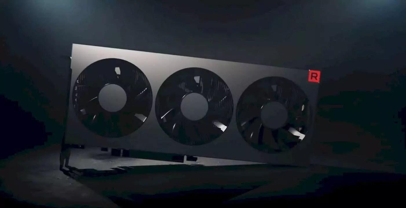 AMD Radeon VII: Extreme Gaming. Powerful Creation. Future Ready