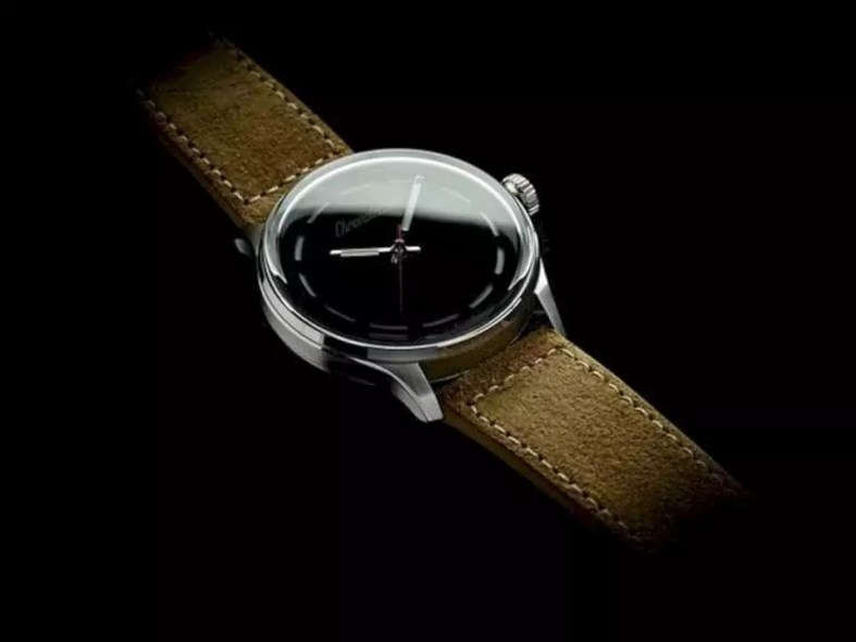Chronotechna The Blackest Watch Ever Made 1