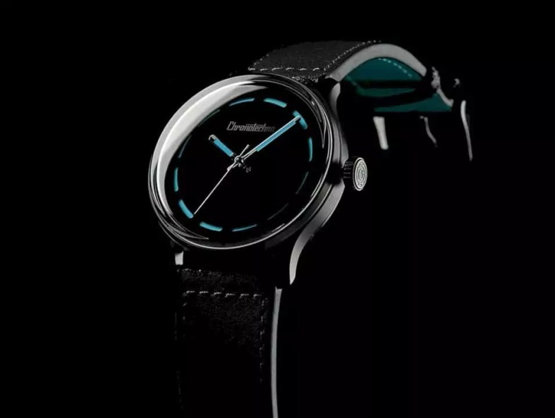 Chronotechna The Blackest Watch Ever Made 6