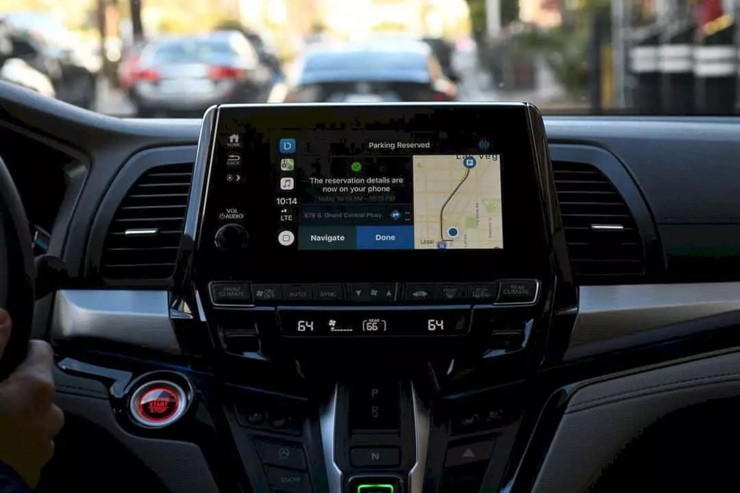 Honda Dream Drive: Make restaurant reservations, pay for fuel, movie  tickets and parking, share the driver's location