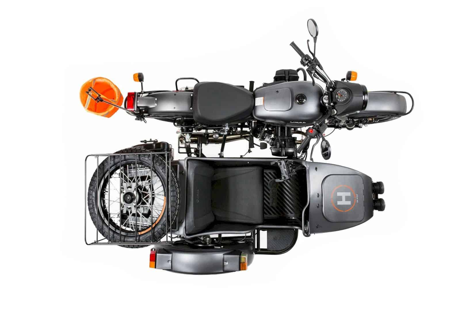 Limited Edition Ural Air 6