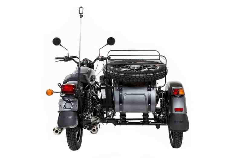 Limited Edition Ural Air 8