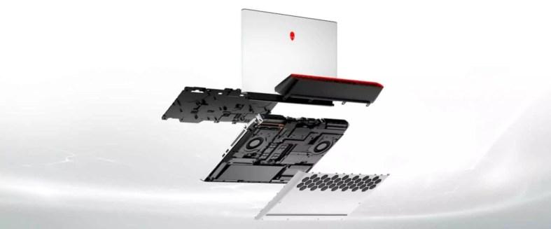 New Alienware Area 51m Gaming Laptop 5
