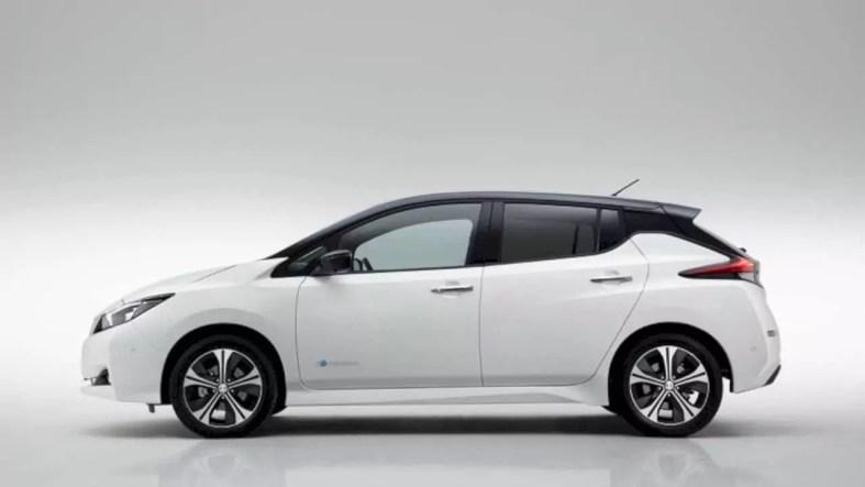 Nissan Leaf E 4